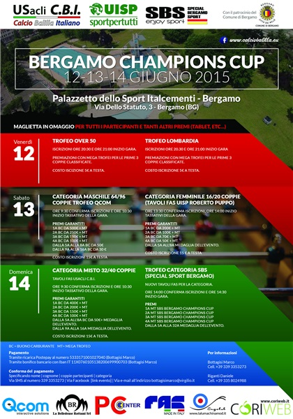 Bergamo Champions Cup